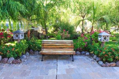 Fotomural Jardín