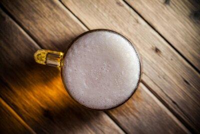 Fotomural Jarra de cerveza