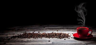 Fotomural Kaffee de fondo