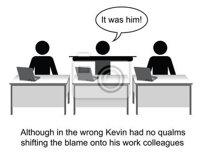 Kevin Tuvo Ninguna Responsabilidad En El Trabajo De Dibujos Animados