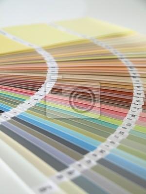 Fotomural kolory