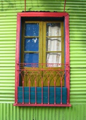 Fotomural La Boca, Buenos Aires