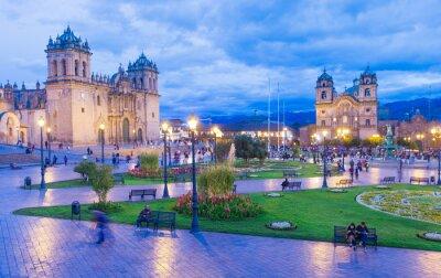 Fotomural La Catedral en Cusco, Perú