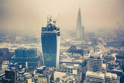 Fotomural La ciudad de Londres