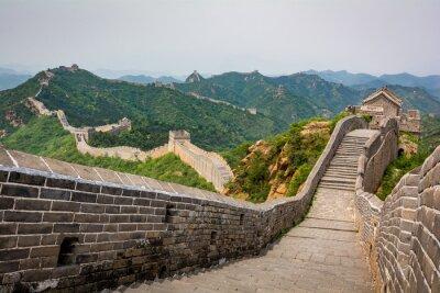 Fotomural La Gran Muralla, Beijing, China