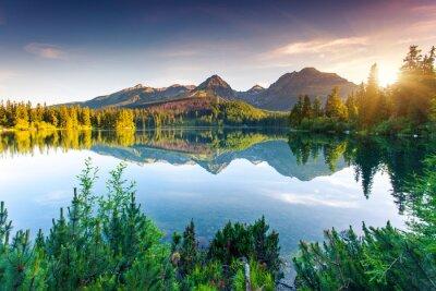 Fotomural lago