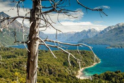 Fotomural Lago Nahuel Huapi, Argentina