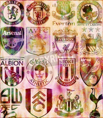 Fotomural Liga Premier