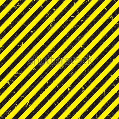 Fotomural Línea de color amarillo y negro con textura.