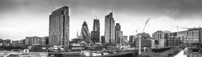 Fotomural London City Panorama