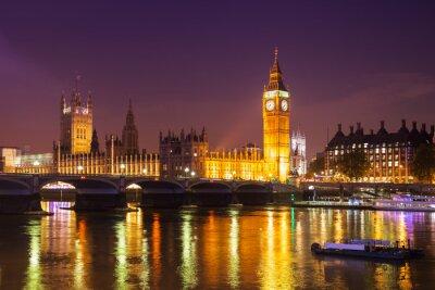 Fotomural Londres en la noche