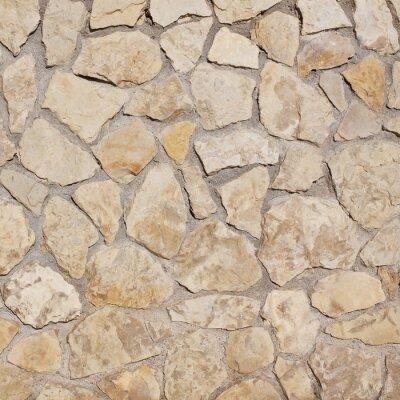 Fotomural luz de fondo antiguo muro de piedra