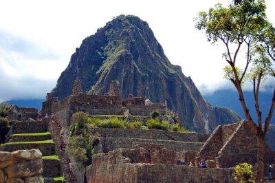 Fotomural Machu Picchu and Huayna Picchu