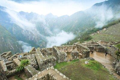 Fotomural Machu Picchu, Patrimonio de la Humanidad de la UNESCO