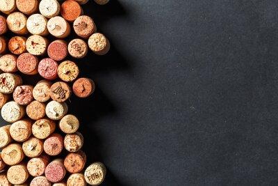 Fotomural Manojo de corchos de vino