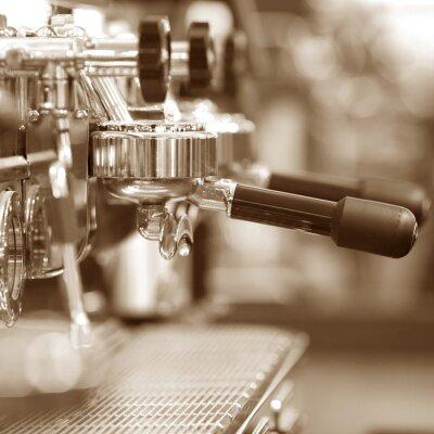 Fotomural Máquina de café expreso