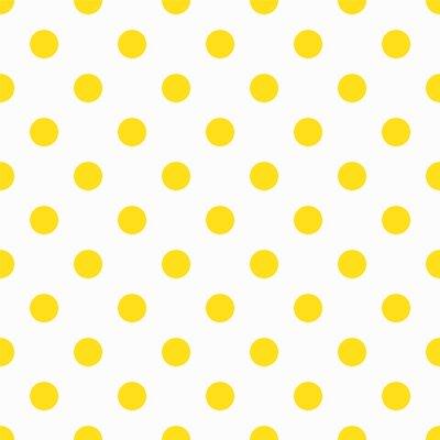 Fotomural Modelo amarillo del lunar