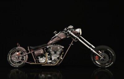 Fotomural modelo de la motocicleta