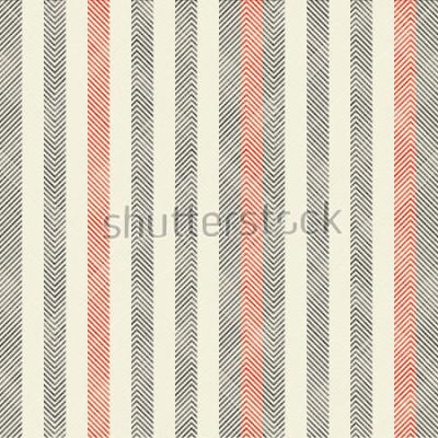 Fotomural Modelo geométrico rayado abstracto en fondo de la textura en colores retros. El patrón sin fin se puede utilizar para baldosas de cerámica, papel tapiz, linóleo, textiles, fondo de páginas