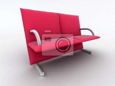 Fotomural Moderno sofá