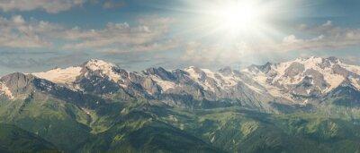 Fotomural Montañas majestuosas