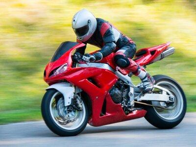 Fotomural Motociclismo