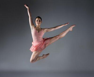 Fotomural Mujer bailarina de ballet