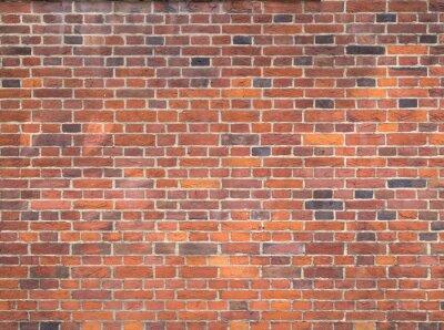 Fotomural Muro en mattoni rossi