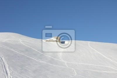 Fotomural nevé