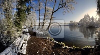 Fotomural nieve