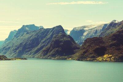 Fotomural Norte de Noruega