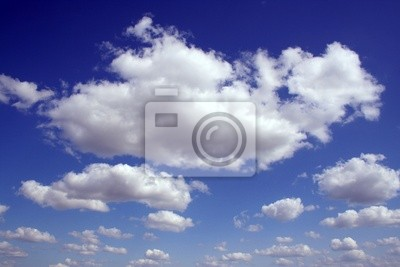 Fotomural nuage