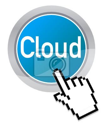 Fotomural Nube