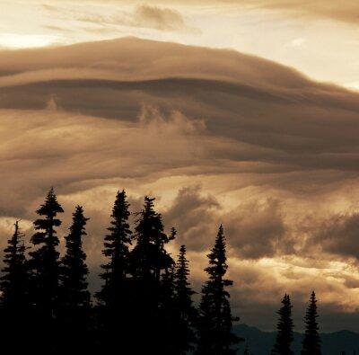 Fotomural Nubes de tormenta