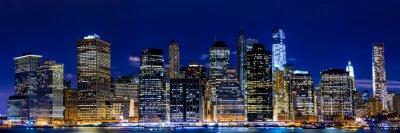 Fotomural Nueva York panorama