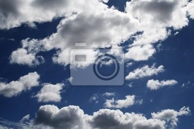 Fotomural Nuvens