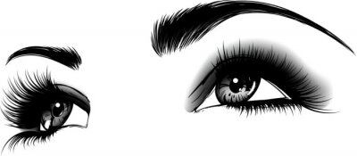 Fotomural occhi