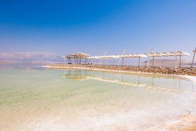 Fotomural Paisaje Litoral del Mar Muerto