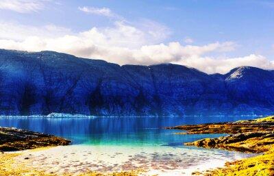 Fotomural Paisajes de Noruega