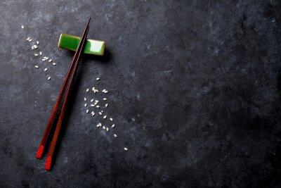 Fotomural Palillos de sushi