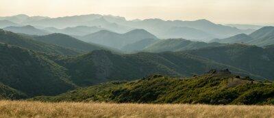 Fotomural Panorama de la montaña