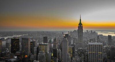 Fotomural panorama de Manhattan, Nueva York