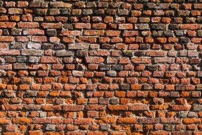 Fotomural pared de ladrillo como textura o el fondo