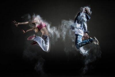 Fotomural Pareja Danse