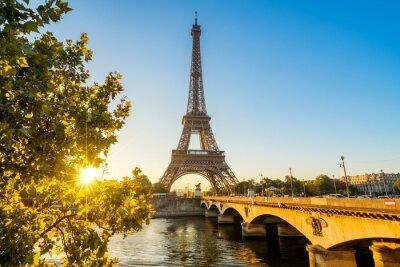 Fotomural París Eiffeltorm Eiffeltower Tour Eiffel