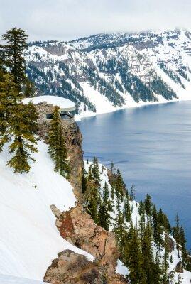 Fotomural Parque Nacional Crater Lake