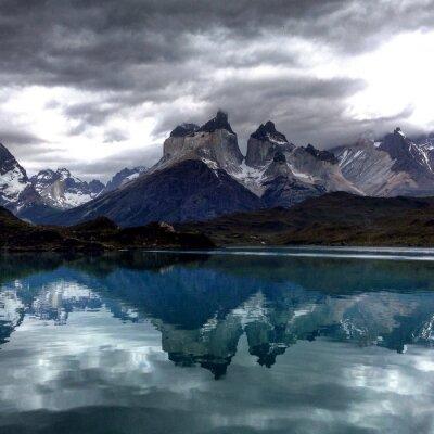 Fotomural Parque Nacional de Chile
