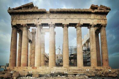 Fotomural Parthenon, Acrópolis en Atenas