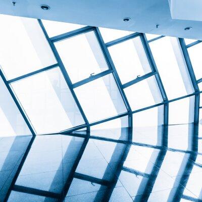 Fotomural Pasillo Edificio Comercial