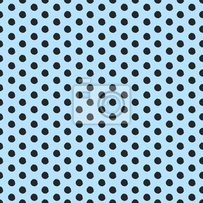 Fotomural Patrón de vector transparente